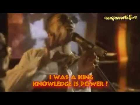 Eddie Murphy Shabba Ranks I Was A King Knowledge Is Power ! (but Can You Dig It?) video