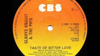 Watch Gladys Knight Taste Of Bitter Love video