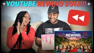 """YouTube Rewind 2018"" #YouTubeRewind REACTION!!!"