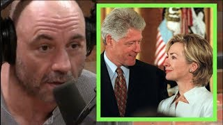 Joe Rogan on The Clinton's Lying