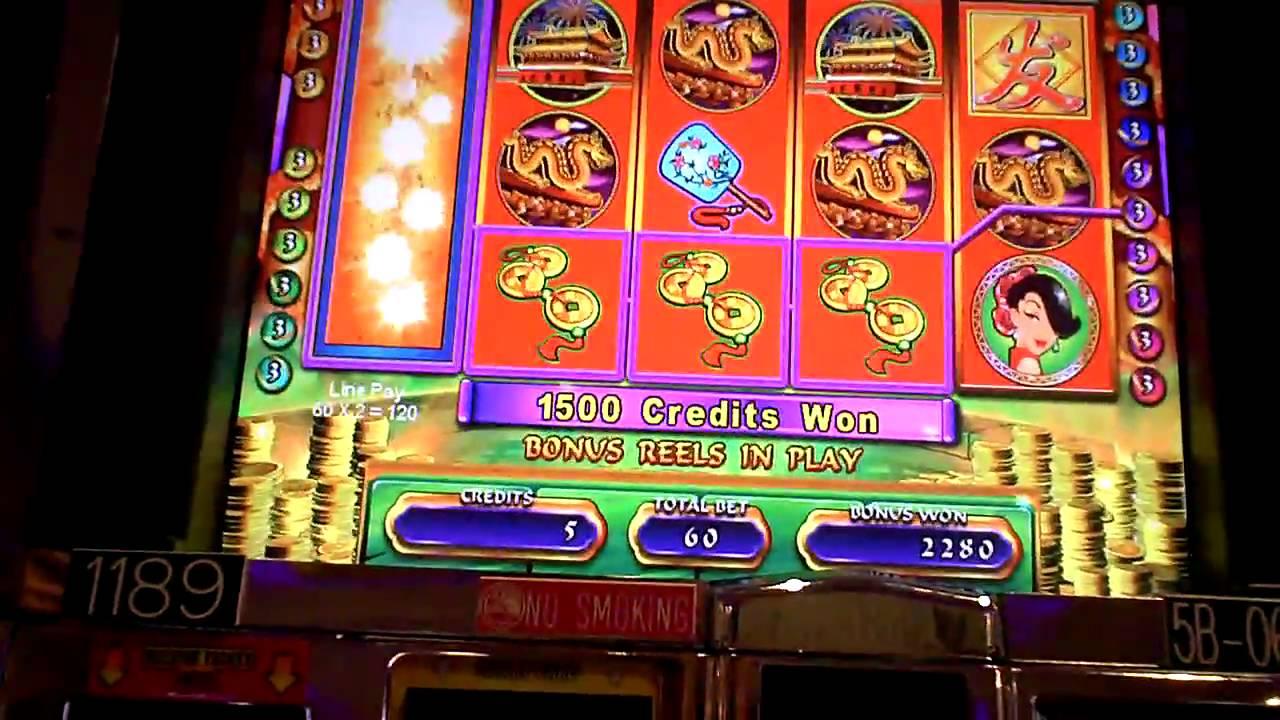 Odds of winning penny slots