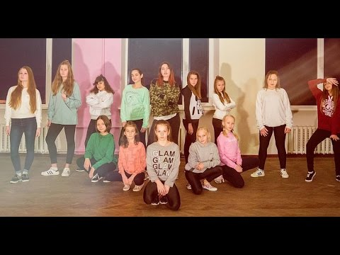 Hip-hop/hip-hop juniors(begginers)/choreography by Klimenko Lera