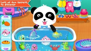 Baby Panda Games | Baby Panda's Supermarket | Explore And Find & Learn And Have Fun | TwinkleStarsTV