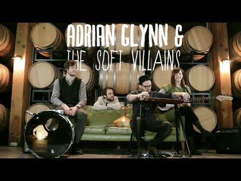 Green Couch Session - Adrian Glynn&The Soft Villains - Mother Mary