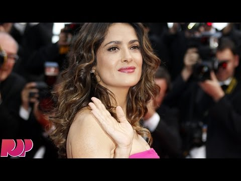 Salma Hayek On Gender Equality In Hollywood