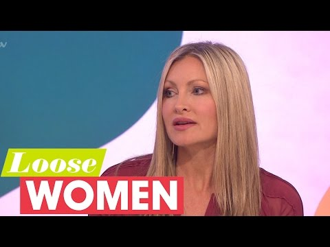 Caprice Bourret On Why She Can't Leave The House Alone Anymore | Loose Women