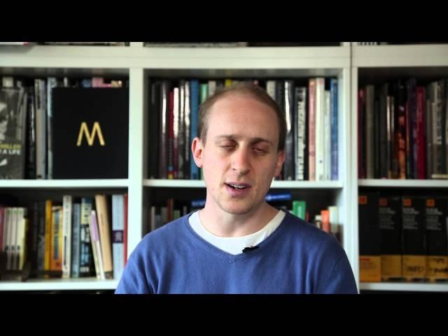 Simon Tedeschi discusses 'Tender Earth' (ABC/Universal)