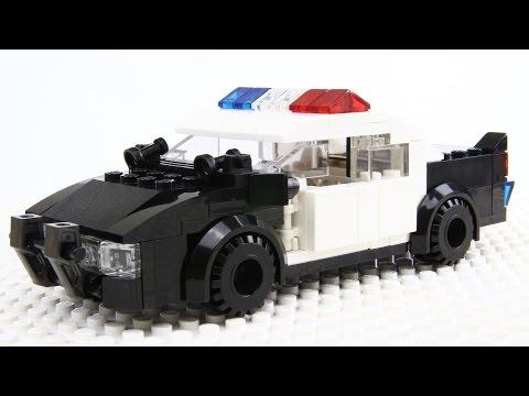 Lego Police Car MOC