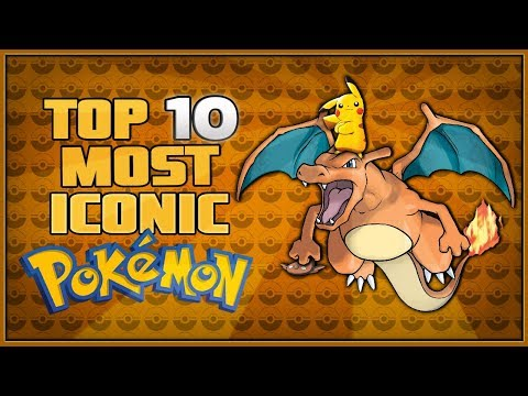 Top 10 Most Iconic Pokémon from Each Generation