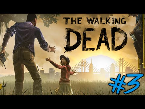THE WALKING DEAD : Let's Play #3 [FACECAM] - NEUE FREUNDE ODER NEUE FEINDE ??