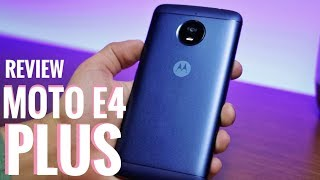 REVIEW: Moto E4 Plus
