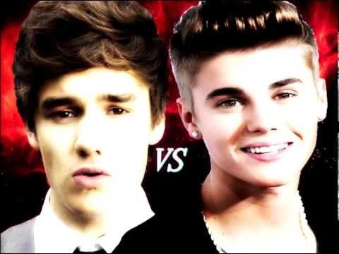 Liam Payne vs Justin Bieber