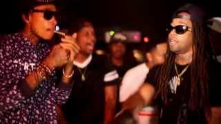 """Ty$ ft Wiz Khalifa """" Irie """" In Studio Performance"""