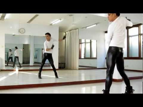 Jason's T-ara Sexy Love Dance Cover video