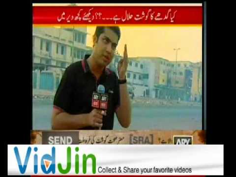 Donkey Meat Sale In Karachi Part 1