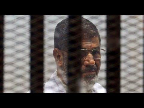 Mohammed Morsi sentenced to death