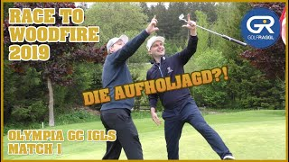 AUFHOLJAGD IM OLYMPIA GC IGLS?! - RACE TO WOODFIRE PRO vs AMATEUR MATCH - Teil 2