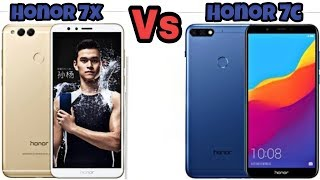 Speedtest of  Honor 7x & Honor 7c | camera comparsion | Honor 7x vs Honor 7c in hindi | huawei