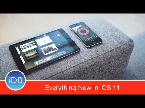 230+ New Features & Changes in iOS 11 for iPhone, iPad, & iPod Touch