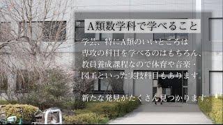 【senpai の 大学紹介】教員への道、東京学芸大学A類数学科。