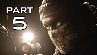 Call of Duty Ghosts Gameplay Walkthrough Part 5 - Campaign Mission 6 - Rorke (COD Ghosts)