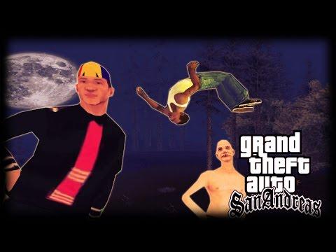 GTA - San Andreas - La Muerte Del Tio Gilipollas Parte 2 ( Loquendo )