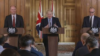 video: UK government's coronavirus action plan: the key points explained