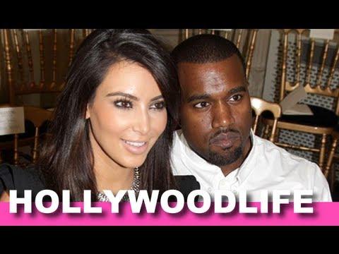 Kim Kardashian & Kanye West's Paternity Battle With Kris Humphries