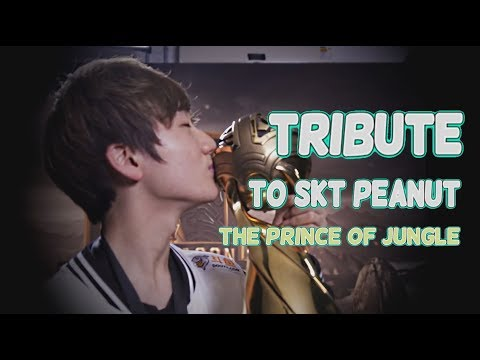 Tribute To SKT Peanut, The Prince Of Jungle