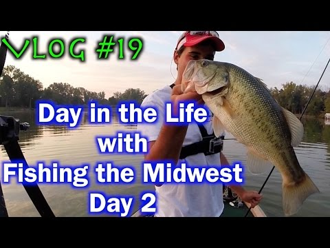 Fishing the midwest jig battles how to save money and for Fishing the midwest