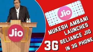 How to use jio sim in 3g device | How To Convert 3G Network To 4G Network    2017   **
