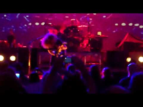 Coheed and Cambria Welcome Home (Solo) Live August 21 2010 Thomas Wolfe: Asheville