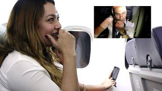 Pilot Inflight Marriage Proposal