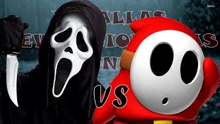 Shy Guy VS Ghostface l Batallas Revolucionarias Rap l BONUS
