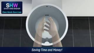 Smart Hand Washer - complete solution for public places