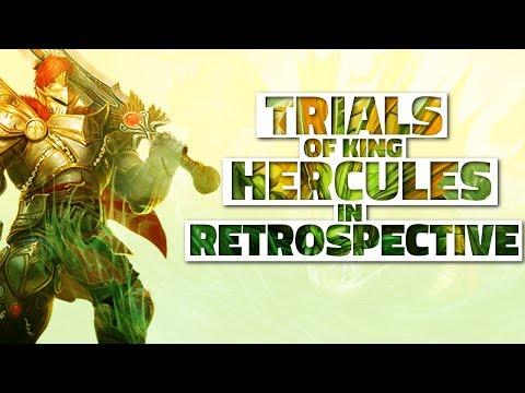 Trials Of King Hercules In Retrospective [SMITE]