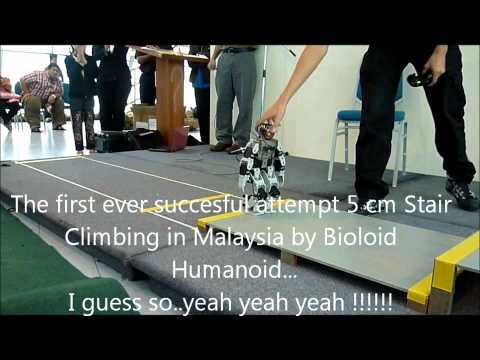 Malaysia Humanoid Workshop & Competition 2011