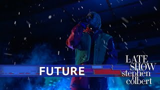 Future Performs 39 Crushed Up 39