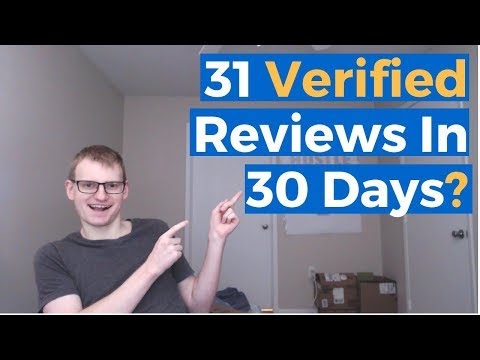 2018 Review Strategy For 31 REAL Reviews In 30 Days!