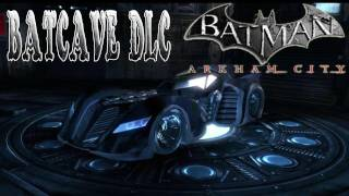 Batman arkham city - Batcave DLC & Dark Knight Rises thoughts!