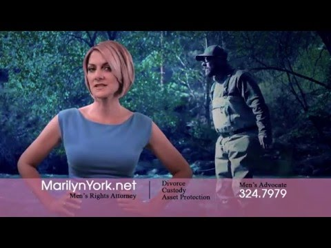 TV ad #3b Viagra Parody - Divorce Style by Marilyn York Family Law Attorney, Reno NV