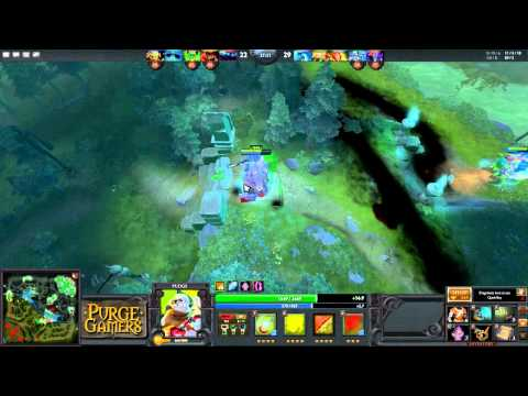 Purge Plays Pudge (Tips)