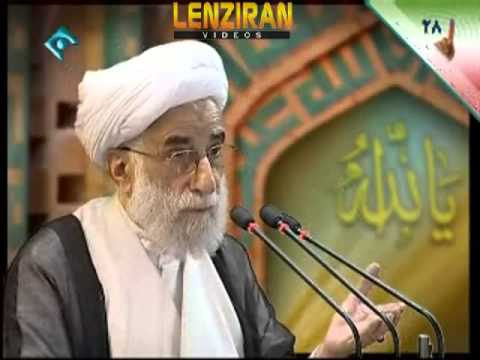 Ayatollah Janati hint to Hashemi Rafsanjani and advise voters to do not vote for him