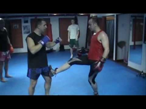 Martial Arts Odyssey: Savate Bangkok Part 1 Image 1