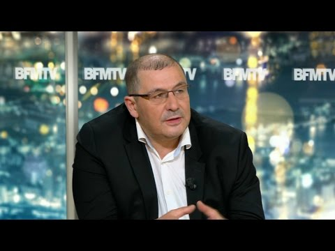 """Pascal Cherki (PS): """"Celui qui pose problème, c'est Manuel Valls"""""""