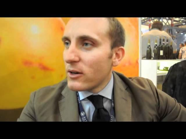 Vinexpo 2011: Stefano Ricagno