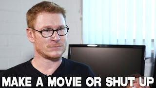 It Was Time To Make A Movie Or Shut Up by Zack Ward