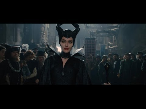 What 'Maleficent' Scene Did Angelina Jolie Call 'Hard Work'?