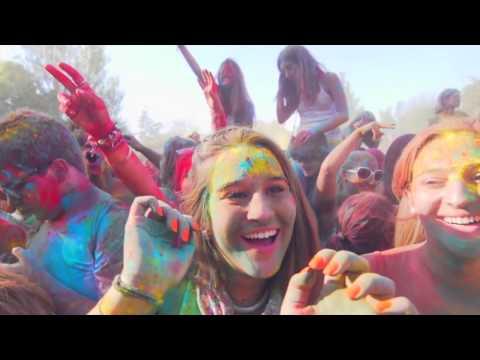 HOLI Krāsu Festivāls 2015