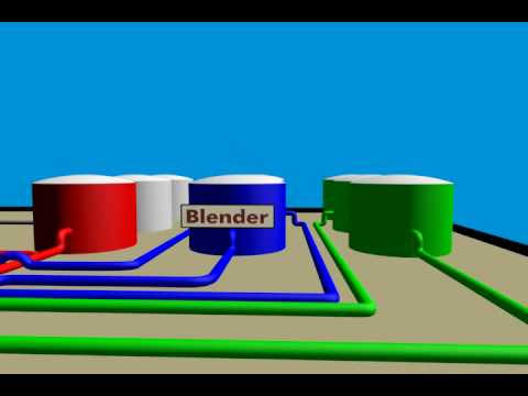 Oil Refinery Demonstrative